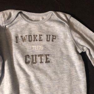 Cute Toddler Girl Top